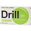 drill sans sucre anis menthe